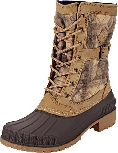 Kamik - Vallée De La Neige Des Femmes - Chaussures D'hiver Taille 9 Noir Y5tTqCK